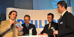 Philips Neujahrscocktail