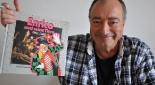 Heinz Zuber mit dem exklusiven Enricobuch