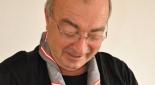 Heinz Zuber und sein österreichisches Pfadfinderhalstuch