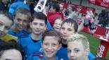 Philipp Pertl mit Spielern