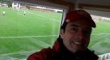 Philipp Pertl und das Spielfeld