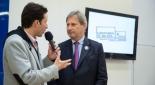 EU Komissar Johannes Hahn im Interview mit Philipp Pertl