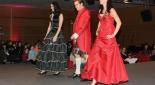 Models mit Kleidern