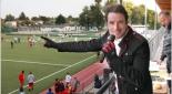 Philipp Pertl am BMI Fußballtunier
