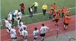 Fußballmannschaften in der Vorbereitung