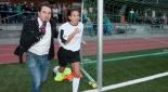 Philipp Pertl mit Spielerin