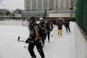 Einlaufen der Spieler der Mannschaft Fun Action Sport