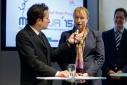 Philipp Pertl im Gespräch mit  Ulrike Baumgartner-Gabitzer, Dr. Rainer Trefelik