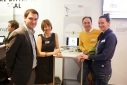 """Das Team von """"Green4Cities GmbH"""", Kontaktperson: Doris Schnepf"""