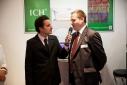 """Philipp Pertl beim Interview mit """"Activident Technologies GmbH"""", Kontaktperson: Dejan Vidovic"""