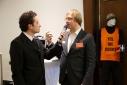 """Philipp Pertl beim Interview mit """"zaehlwert solutions KG"""", Kontaktperson: Mag. Stefan Leitmannslehner"""