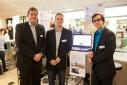 """Das Team der """"VRVis Zentrum für Virtual Reality und Visualisierung Forschungs-GmbH"""", Kontaktperson: Thomas Ruzicka"""
