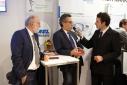 "Philipp Pertl beim Interview mit ""Andritz AG"" mit dem Projekt ""PYROMARS + ZEMAP"", Kontaktperson: Luis Coronado"