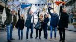 Das Team der Jungen Wirtschaft Wien