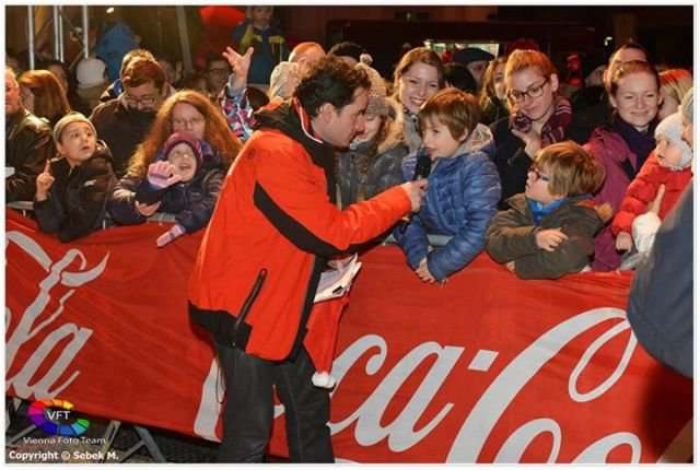 Philipp Pertl David Alaba Rose May Und Der Coca Cola
