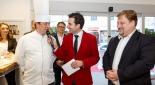 Philipp Pertl im Gespräch mit Christian und Günther Heiss