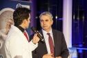 Philipp Pertl im Gespräch mit Vorstandsmitglied der Erste Bank Dr. Peter Bosek