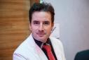 Eventmoderator Philipp Pertl