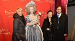v.l.n.r. ORF-Adelsexpertin Lisbeth Bischoff, Marie Antoinette, Herta Margarete Habsburg, Sandor Habsburg-Lothringen