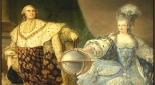 König Ludwig XVI mit Marie Antoinette