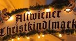 Altwiener Christkindlmarkt (Uraufführung des Theaterstücks) - Quelle_ http://www.altwiener-markt.at/