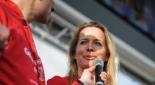 Public Affairs and Communications Manager Coca-Cola Petra Burger und Philipp Pertö