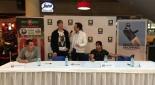 Philipp Pertl inzterviewed die Spieler