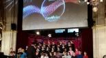 Wiener Sängerknaben auf der Bühne