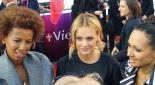 Mirjam Weichselbraun, Alice Tumler und Arabella Kiesbauer
