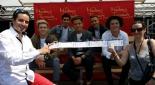 Philipp Pertl, One Direction in wachs und die Gewinnerin der Tickets