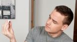 Liam Payne bei der Vermessung