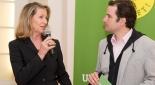 Präsidentin Fundraising Austria Monica Culen & Philipp Pertl