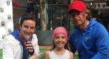 Philipp Pertl, Läuferin und Frenkie Schinkels