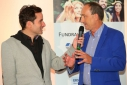 Fundraising Award 2016 - Philipp Pertl im Interview im Dr. Günther Lutschinger, Geschäftsführer des FVA