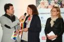 Fundraising Award 2016 - Philipp Pertl im Interview mit Mag. Edith Heller (Rote Nasen)