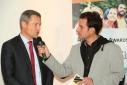 Fundraising Award 2016 - Philipp Pertl im Interview mit Mag. Thomas Auböck (Post AG)