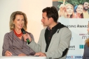 Fundraising Award 2016 - Philipp Pertl im Interview mit Monica Culen (Präsidentin Fundraising Verband Austria)