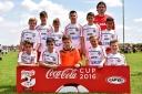 2CCC2016 OÖ - Mannschaftsfotos