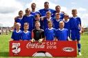 CCC2016 OÖ - Mannschaftsfotos