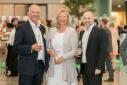 GründerCenterFestival der Ersten Bank - v.l.n.r. Roland Gebauer (GründerCenterErste Bank), Tina Sperl (Erste Bank), Emanuel Bröderbauer (i2b Erste Bank)