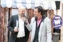 GründerCenterFestival der Ersten Bank - Philipp Pertl im Interview mit Emanuel Bröderbauer (i2b Erste Bank)