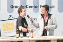 GründerCenterFestival der Ersten Bank - Philipp Pertl im Interview mit BeerStar