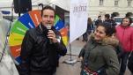 Nationalfeiertag 2016 - Philipp Pertl beim EU-Quiz