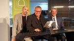 M-Piano Enthüllung - Konstantin Wecker mit Mario Aiwasian
