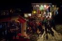 James Cottriall singt am Skiopening in Nassfeld